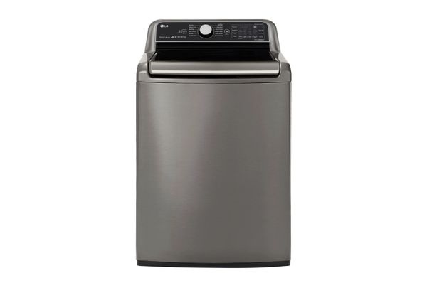 Lg Wt7800cv Top Load Washer With Turbowash3d 5 5 Cu Ft
