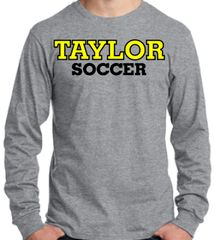 Taylor Soccer cotton
