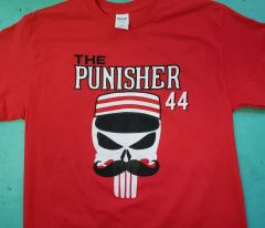 The Punistacher shirt