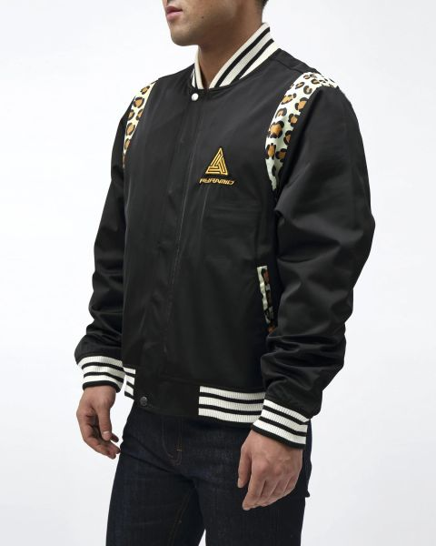 Future Retro Varsity Jacket By Black Pyramid Windbreaker Jacket Turning Point A Hot Spot For