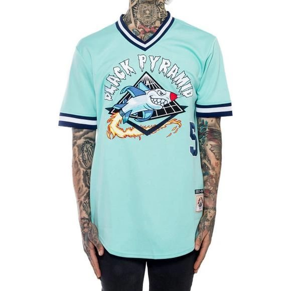Outta Here Jersey By Black Pyramid Turning Point A Hot Spot For Men S Fashion Amp Urban Style