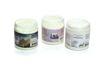 Set Of 3 Scented Body Butters 8.oz