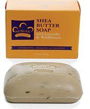 Lavender Soap & Wildflowers
