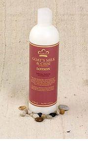 Goat Milk & Chai Lotion