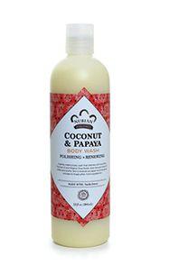 Coconut & Papaya Body Wash - 13 oz.
