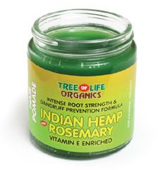 Indian Hemp & Rosemary Hair Pomade