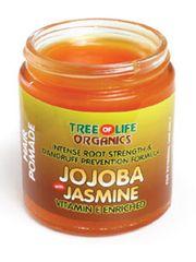 Jojoba Oil & Jasmine Hair Pomade