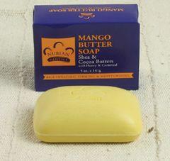 Mango Butter Soap Shea & Coca Butter