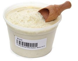 Creamy African Shea Butter White