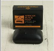 African Black Soap With Oats,Aloe & Vitamin E