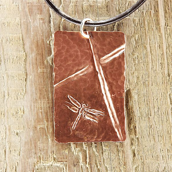 Dragonfly Pendant 2