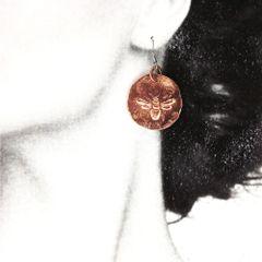 Bee Earrings 1