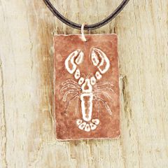 Lobster Pendant 2