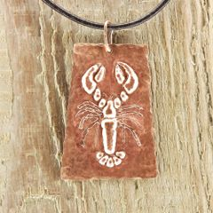 Lobster Pendant 3