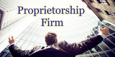 Proprietorship Firm Registration in Agra | Proprietorship Firm Registration in India