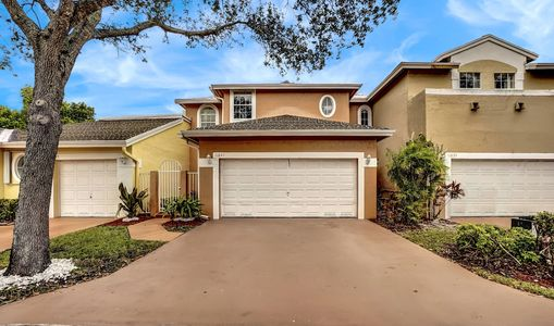 Photo of the villa sold by Gabriella Soto, 11847 NW 56th Street, located in Coral Springs, Florida