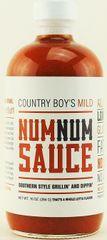 Num Num Sauce- Mild-10oz