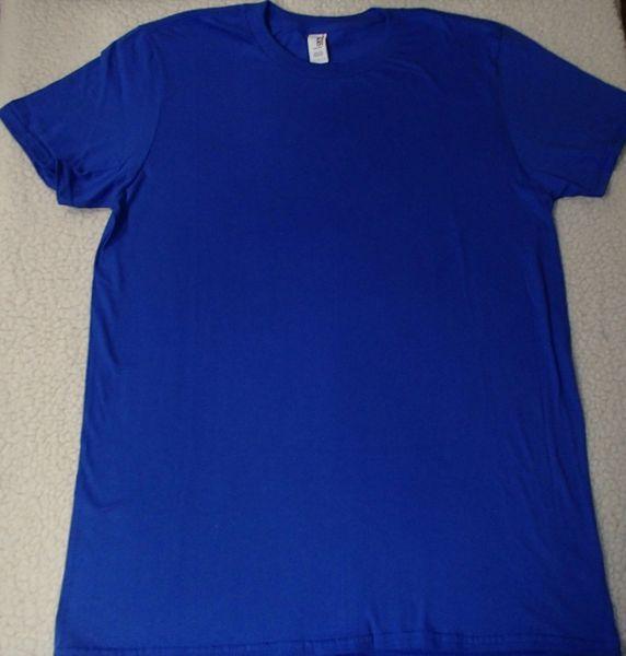 Womens Royal T-Shirt (front & back)