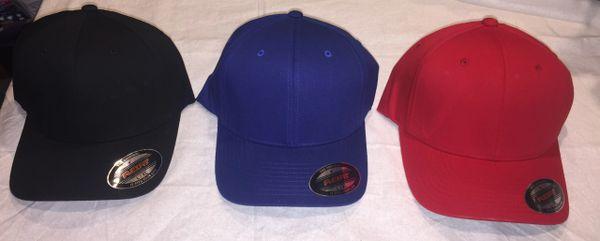 Flexfit baseball caps