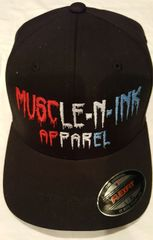 *Limited Edition* Red White and Blue MNI hat