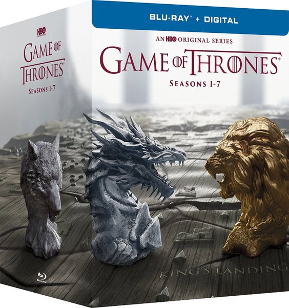 Game of Thrones: The Complete Seasons 1-7 HD Code - VUDU/iTunes/Google Play