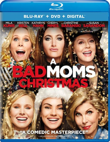 A Bad Moms Christmas - iTune code only, NO UV
