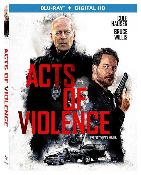 Acts Of Violence 2017 Digital HD Code only
