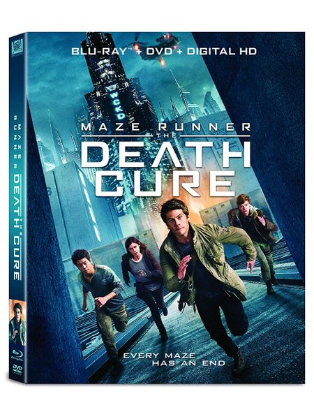 Maze Runner: The Death Cure Digital HD Code only