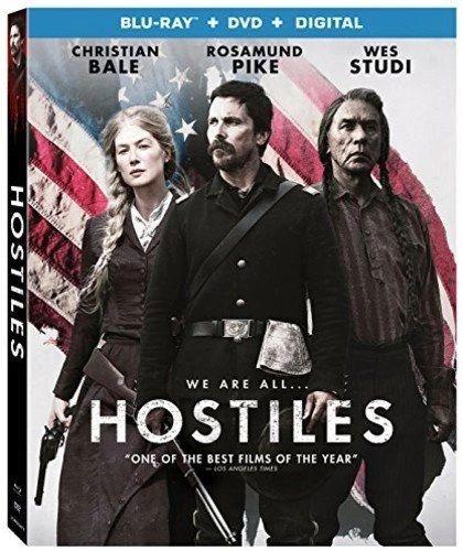 Hostiles Digital HD Code only, UV or iTunes