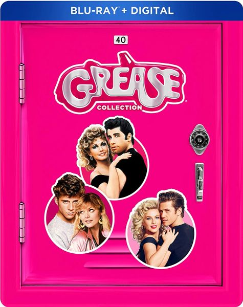 The Grease Collection Digital HD Code only