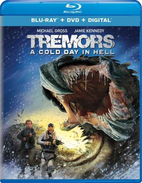 Tremors: A Cold Day in Hell Digital HD Code only