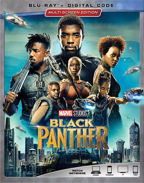 BLACK PANTHER Digital HD Code only