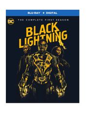 Black lightning season 1 Digital HD Code