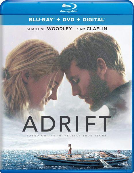 Adrift 2018 Digital HD Code, iTunes only, NO UV