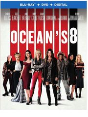 Ocean's 8 Digital HD Code