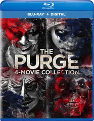 The Purge: 4-Movie Collection Digital HD Code