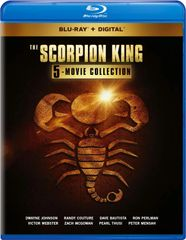 Scorpion King: 4-Movie Collection, Scorpion King: 1-5 except Scorpion King 2