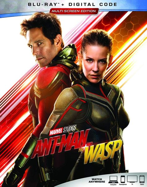 ANT-MAN AND THE WASP Digital HD Code