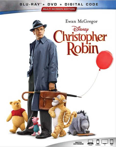 CHRISTOPHER ROBIN Digital HD Code