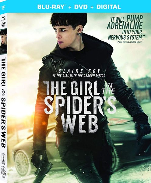 The Girl in the Spider's Web Digital HD Code
