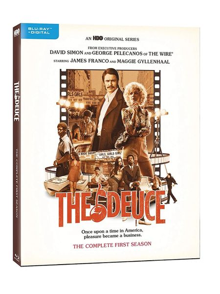The Deuce: Season 1 Digital HD Code