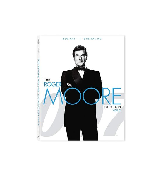 007: The Roger Moore Collection - Vol 2, 4-Movie Digital HD Code only (UV)