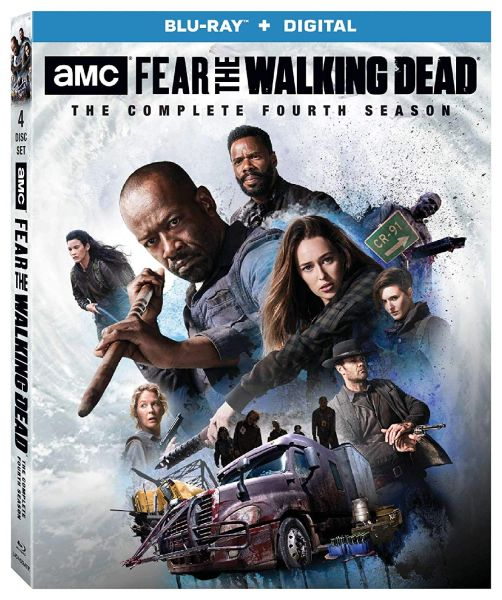 Fear The Walking Dead - Season 4 Digital HD Code