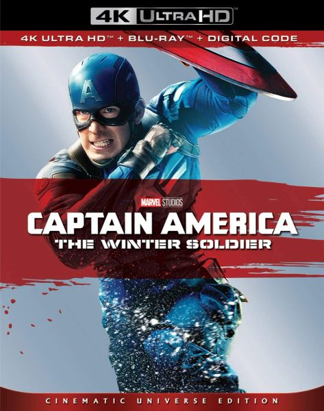 Captian America: The Winter Soldier 4K