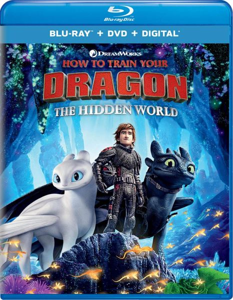 How to Train Your Dragon: The Hidden World Digital HD Code