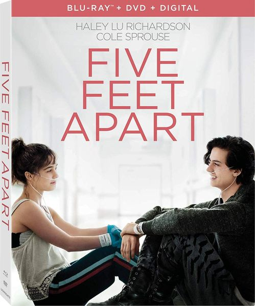 Five Feet Apart Digital HD Code