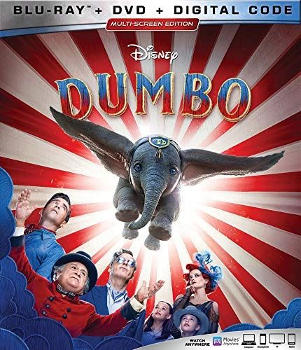 Dumbo Live Action Digital HD Code (Movies Anywhere)