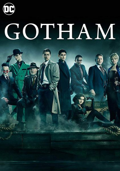 Gotham: The Complete Fifth Season Digital HD Code