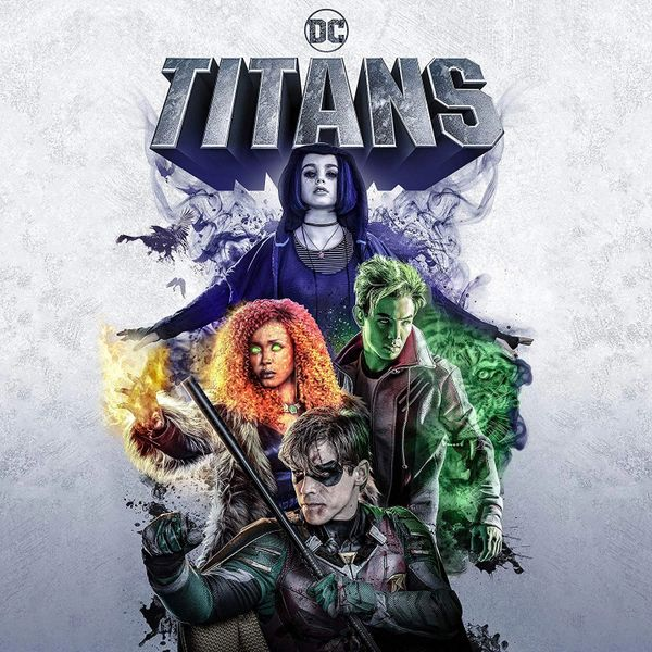 Titans: The Complete Season 1 Digital HD Code