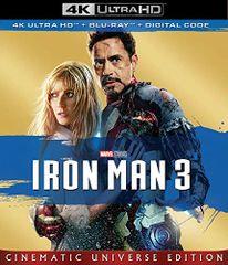 Iron Man 3 4K UHD Code (Movies Anywhere)